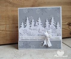 Magical Scrapworld, Stampin' Up! endless wishes