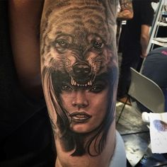 Tattoo by Victor Modafferi