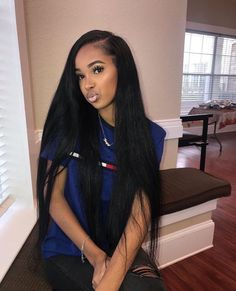 330 Best Straight Hairstyles Sew In Weave For Black Women