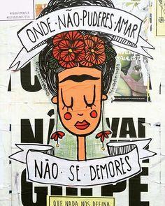 Não te demores..... - Avenida Paulista #taescritoemsampa #asruasfalam #osmurosfalam #oquearuafala #oqueasruasfalam #oqueosmurosfalam #silenciodasruas #vozesdacidade #fridafeminista #ondejazzmeucoracao #silenciodasruas #lambe #lambelambe #sp4you #urbexbrasil #brhdr #brarts #brvsco #arteurbana #arteurbanasp #olhesp #olheosmuros #coolsampa #conexaosaopaulo #super_saopaulo #mundoruasp #nasruasdesp011 #obompaulistano #acidadefala #asruasfalam