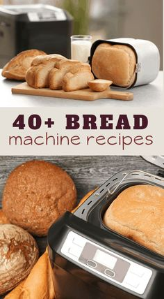 The best Breadmaker Recipes on Frugal Coupon Living. Our round-up of favorite homemade bread recipes you can perfect in the bread machine with simple secret recipes to create the best-tasting bread. Easy Bread Machine Recipes, Best Bread Machine, Bread Maker Recipes, Baking Recipes, Healthy Recipes, Breadmaker Bread Recipes, Sourdough Bread Machine, Bread Machine Banana Bread, Bread Machine Rolls