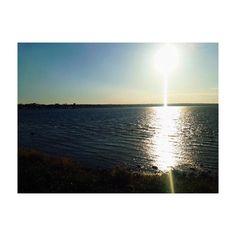 Sunset is coming  #ocean #oceanlover #beautifulday #geelong #easternbeach #victoria  #australia #instalike #l4l #likeforlike #nofilter by karlabenvenuto http://ift.tt/1JtS0vo