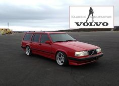 Volvo 740 B230FT Vollturbo