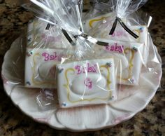 Baby G cookies