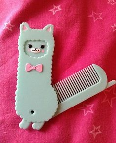 Alpaca comb