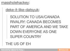 THE US OF EH