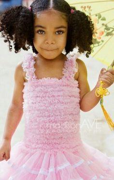 Gorgeous little girl! Follow BHI on Facebook & Twitter too!  http://www.facebook.com/blackhairinformation https://twitter.com/#!/BlackHairInfo