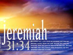 Inspirational Bible Quotes About Strength | Inspirational-Bible-Verses-Wallpaper-Jeremiah-31-34
