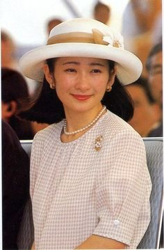 20150725224957672 Japanese Princess, Imperial Fashion, Contemporary History, Arab Men, Japanese Beauty, Panama Hat, Royalty, Celebrities, Pictures