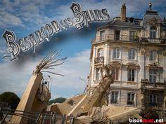 Besançon-les-Bains, le retour.