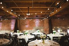 Melrose Market Studios Wedding Reception- Neal and Saskia Photography – Seattle Wedding Photography