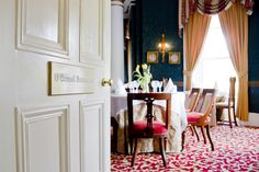Ballyseede Castle Hotel, an authentic Irish Castle Hotel, steeped in history and splendour, located in Tralee Co. Private Garden, Castle, Restaurant, The Originals, Luxury, Irish, Hotels, Furniture, Home Decor