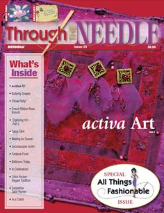 Through the Needle Magazine - Issue 23
