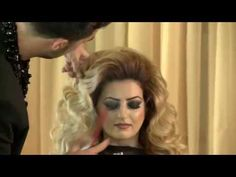 Grand Hollywood Waves by the amazing Farrukh Shamuratov Long Curly Hair, Curly Hair Styles, Wedding Hairstyles, Cool Hairstyles, Girly Girl Outfits, Hollywood Waves, Bouffant Hair, 80s Hair, Full Hair