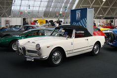 https://flic.kr/p/9H6ifP   Alfa Romeo 2000 Spider Touring