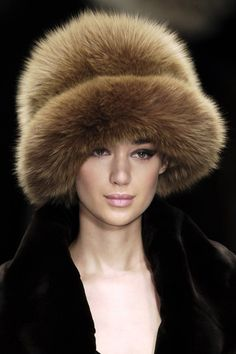 Love russian hats! Fur is back, I do the fake stuff my self, and the yarns. They look great also.