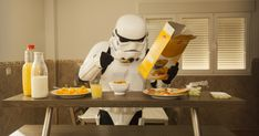 I Capture Stormtroopers On Their Days Off | Bored Panda