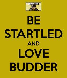 be startled and love budder - Skythekidrs