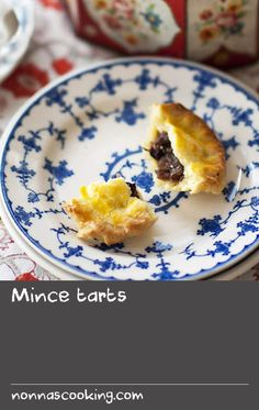 Mince tarts   I make a vegetarian (no suet) fruit mince that can last a year in the fridge. The pastry is delightful to eat, but can be tricky to work with, so I often press out the tart bases in the pan and only roll the lids.