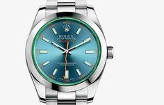 Milgauss #rolexwatches #rolex #menswatches  #luxurywatches #GEARYS http://www.GEARYS.com/rolex