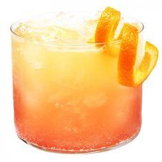 Blood Orange Margarita Recipe - Low-Calorie Cocktails: 10 Skinny Margarita Recipes - Shape Magazine