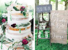 Hoy es viernes y los viernes tenemos boda en el blog! Hoy, una preciosa boda sureña http://www.unabodaoriginal.es/blog/y-comieron-perdices/emily-josh-preciosa-boda-surena