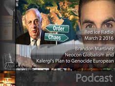 Neocon Globalism and Kalergi's Plan to Genocide Europeans - Helpful Tidbits