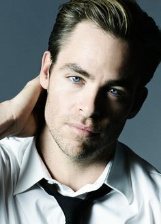 Chris Pine is the new face of Armani Code.