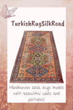 Turkish area rug, Vintage rug, 3.2 x 6 ft Home decor, Oriental rug, Organic wool rug, Bedroom rug, Orange rug, Boho rug, Carpet, Room Rugs, Area Rugs, Rug Loom, 4x6 Rugs, Orange Rugs, Rustic Rugs, Tribal Rug, Oriental Rug, Handmade Rugs