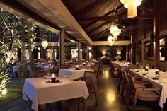 The Most Romantic Restaurants in the World Photos   Architectural Digest Metis Bali