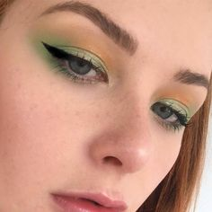Happy St. Patrick's day! done with Kylie's calm before the storm palette, CCW! : MakeupAddiction