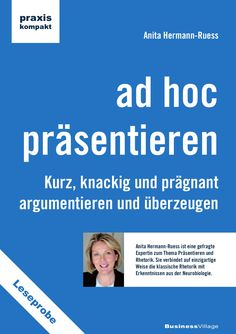 ad-hoc-prsentieren by BusinessVillage GmbH via Slideshare