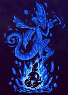 The Water Chameleon Within Anime & Manga Poster Print Type Pokemon, Pokemon Fusion, Pokemon Fan, Art Pokemon, Cool Pokemon Wallpapers, Cartoon Posters, Cartoons, Pokemon Starters, Pokemon Comics