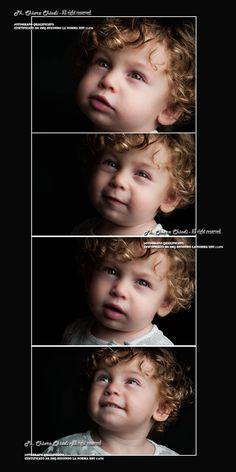 Non tanti fronzoli... ma puntare sulle espressioni dei bambini... le più difficili da cogliere se non con una sensibilità verso di loro...