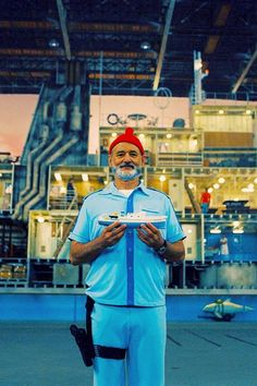 Bill Murray - Life Aquatic