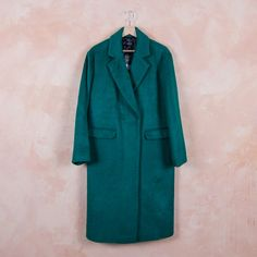 TopShop: Wool Coat for Her   100% Authentic  100% New