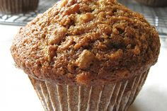 Morning Glory Muffins - King Arthur Flour's blog.  Be sure to read the comments section before assembling.