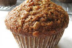 Morning Glory Muffins - King Arthur Flour