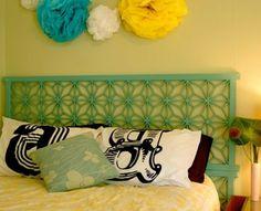 153 coole Ideen für Bettkopfteile