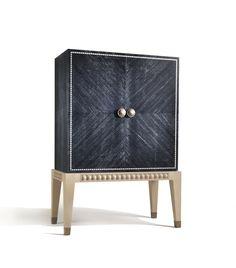 Fratelli-Boffi Cabinet - Kimbolton/e Tall Unit 2 Doors Italian Modern Brass, Wood, Oak Vintage Lockers, Metal Lockers, Luxury Furniture, Modern Furniture, Furniture Design, Antique Furniture, Black Furniture, Bed Furniture, Furniture Makeover