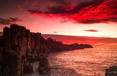Magic sunrise over Kiama by Kevin Montesinos on 500px