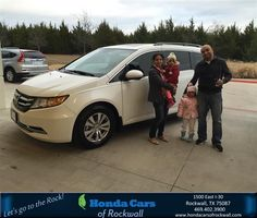 Happy Anniversary to Amritpal on your #Honda #Odyssey from Jim Rutelonis at Honda Cars of Rockwall!  https://deliverymaxx.com/DealerReviews.aspx?DealerCode=VSDF  #Anniversary #HondaCarsofRockwall