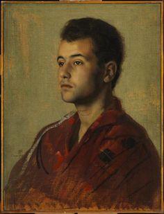 Pietro Annigoni- Benedetto Annigoni, 1958