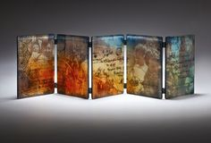 Collectors Edition Visual Art Guide  - Best Of Glass Artists - K.McFarlane