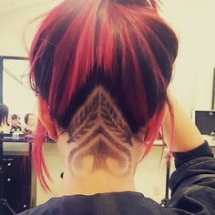 20 Stunning Nape Undercuts for Women – HairstyleCamp