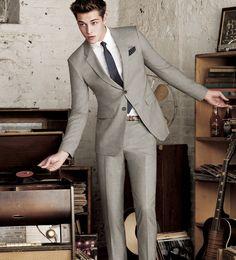 Elegant shades of grey...