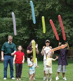 Rocket Balloons | K-3 science experiments, teaching & education tools: Educational Innovations