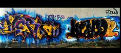 Graffiti production!