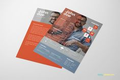 We are releasing this free resume and cover letter template to celebrate launch of our site. Its available in Green, Blue, Orange color options. Feel free to download and have fun :)