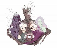 Part 2 - Infinity War - Guardians - Rocket